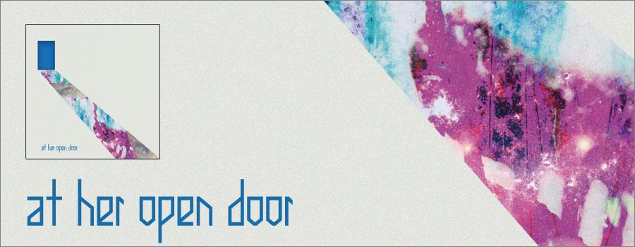 at her open door 2014年1月15日 リリース